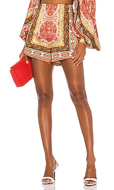 Runway Bedouin Flame Shorts Bronx and Banco $350