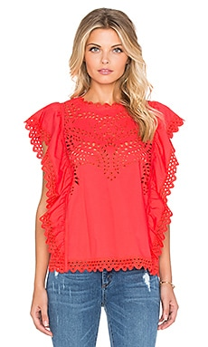 Bronx and Banco Amalfi Top in Red