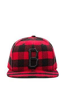 Black Scale It Was All A Dream Strapback