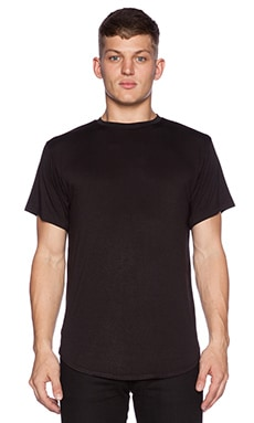 Black Scale Blvck Essential Tee in Black