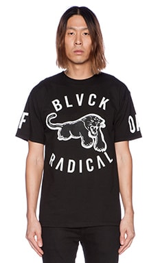 Black Scale x JT&CO Blvck Radical Tee in Black