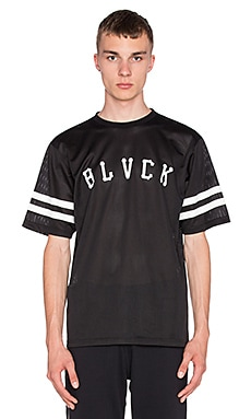 Black Scale Storey T-Shirt in Black