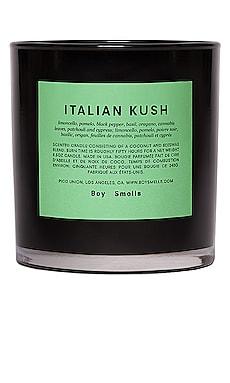 BOUGIE ITALIAN KUSH Boy Smells $34