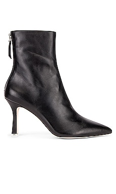 Jennifer Bootie Black Suede Studio $380