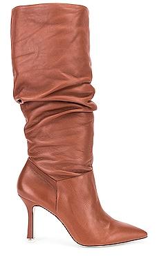 Grecia Boot Black Suede Studio $288