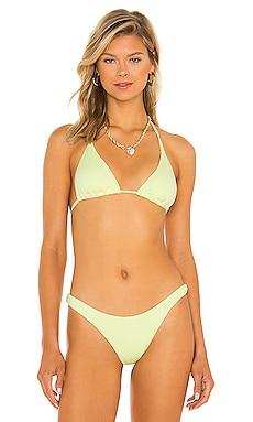 Bermuda Triangle Bikini Top B. Swim $72
