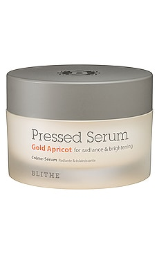 Pressed Serum Gold Apricot BLITHE $45