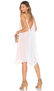 Scallop Maxi Dress
