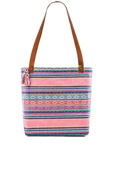 Bettinis Beach Bag in Multi