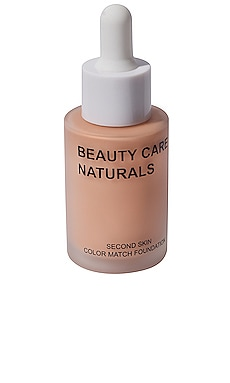 Second Skin Color Match Foundation BEAUTY CARE NATURALS $35 BEST SELLER