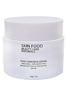 LOTION AVEC SPF DAILY SUN BEAUTY CARE NATURALS $28