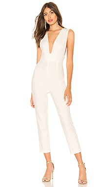 Gloria Deep V Jumpsuit by the way. $98