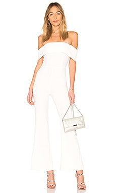 Aubrey Off Shoulder Jumpsuit superdown $88