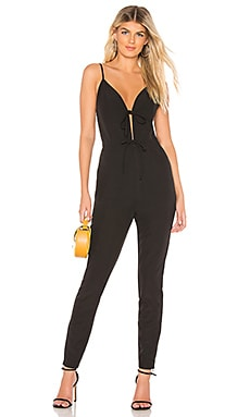 Katy Tie Front Catsuit by the way. $39