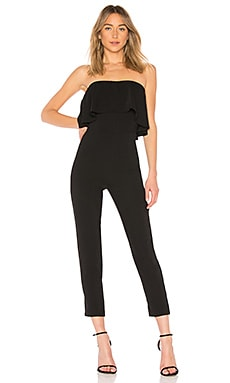 Reina Ruffle Jumpsuit by the way. $78
