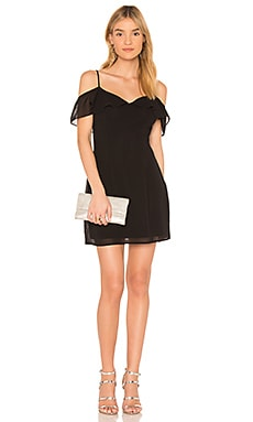 Celeste Off Shoulder Mini Dress by the way. $66