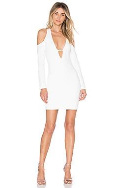 Anika Cold Shoulder Bodycon Dress