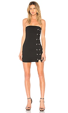 Tina Lace Up Dress by the way. $72