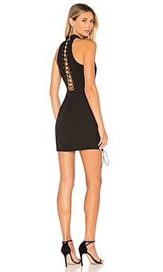 Valerie Lace Up Dress by the way. $36
