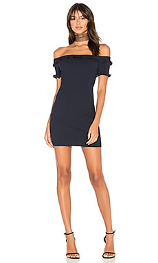 Lainey Ruffle Mini Dress
