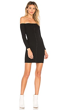 Kiley Hook And Eye Bodycon by the way. $28