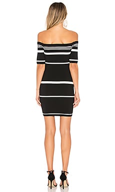 Superdown Kayden Stripe Knit Dress Discount Code
