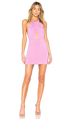 Lauren Ruched Cut Out Dress in Taupe. - size M (also in L,S,XS,XXS) by the way.