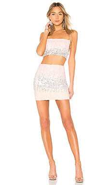 MINI ENSEMBLE DE SEQUINS AUBREE superdown $72 BEST SELLER