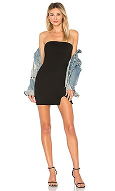 Kiera Strapless Dress superdown $64