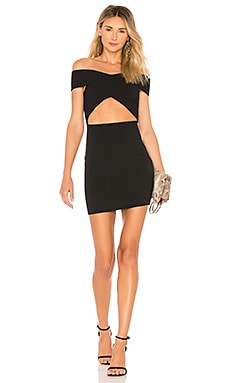 Hallie Cut Out Mini superdown $66 BEST SELLER