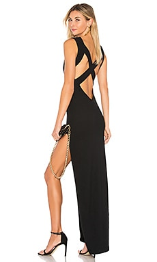 Sherry Slit Maxi superdown $54