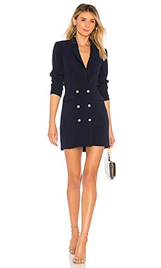 Madeline Blazer Dress by the way. $72