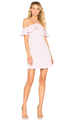 Callie Ruffle Mini Dress