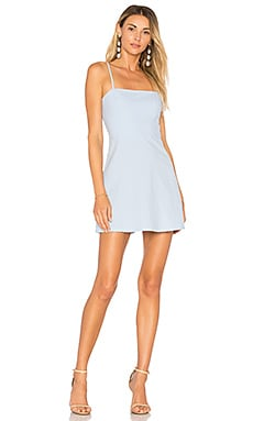 Vienna A-Line Mini Dress superdown $66