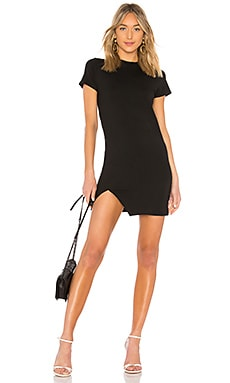 Destiny Slit Dress superdown $50 BEST SELLER
