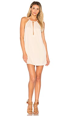Toni Keyhole Shift Dress