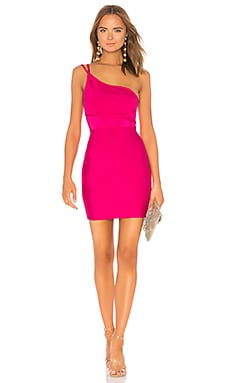 Krystal Asymmetrical Bandage Dress by the way. $68