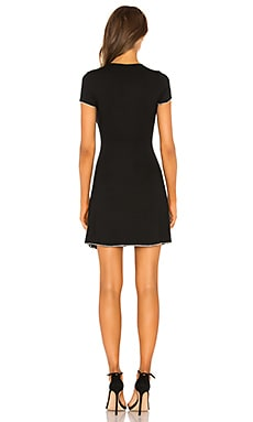 By The Way London Lettuce Trim Dress Coupon