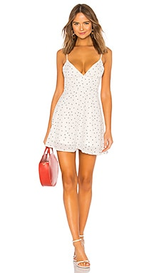 Sienna Polka Dot Fit and Flare by the way. $68 BEST SELLER