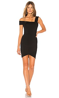 Fallon Asymmetrical Mini Dress by the way. $62