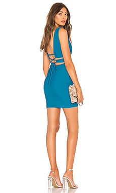 Ingrid Deep V Mini Dress by the way. $29