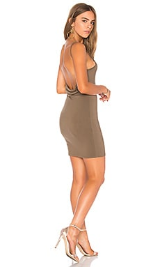 Hana Cowl Back Mini Dress