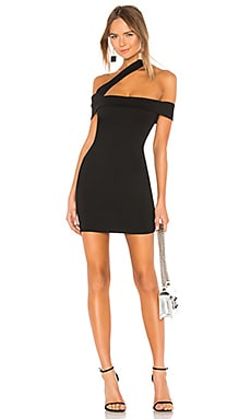 Linda Asymmetric Bodycon Dress by the way. $66 BEST SELLER