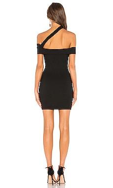 Superdown Linda Asymmetric Bodycon Dress Promo Code