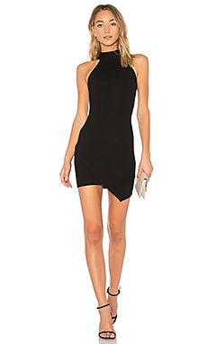 Tegan Wrap Mini Dress