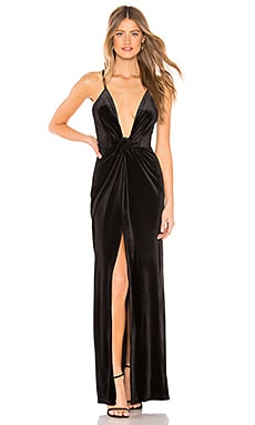 Aurora Deep V Maxi Dress by the way. $72