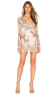Jessa Deep V Mini Dress by the way. $66