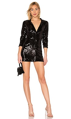 4cb3566fd973 Simone Sequin Blazer Dress by the way.