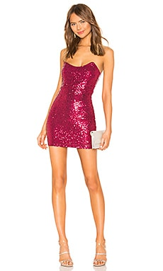 Stevie Sweetheart Mini Dress superdown $66