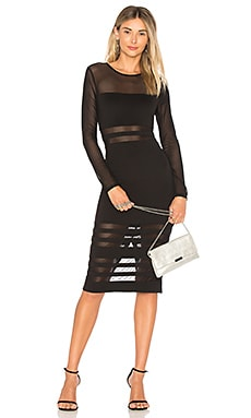 Magdalena Mesh Midi Dress by the way. $88